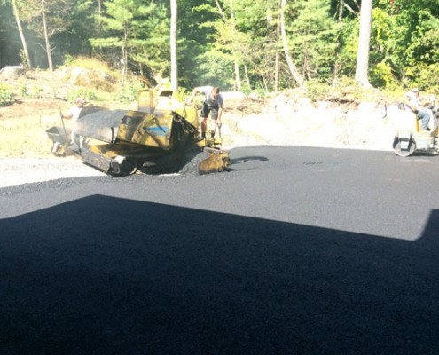 Residential Asphalt Paving Projects Photo Gallery